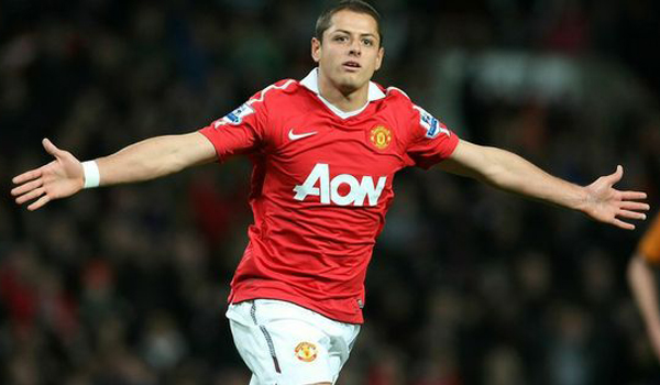 Manchester United: Man Utd Wallpaper >> Javier Chicharito