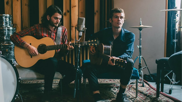 "Hudson Taylor Unveil Video For Acoustic Version Of ""Feel It Again"""
