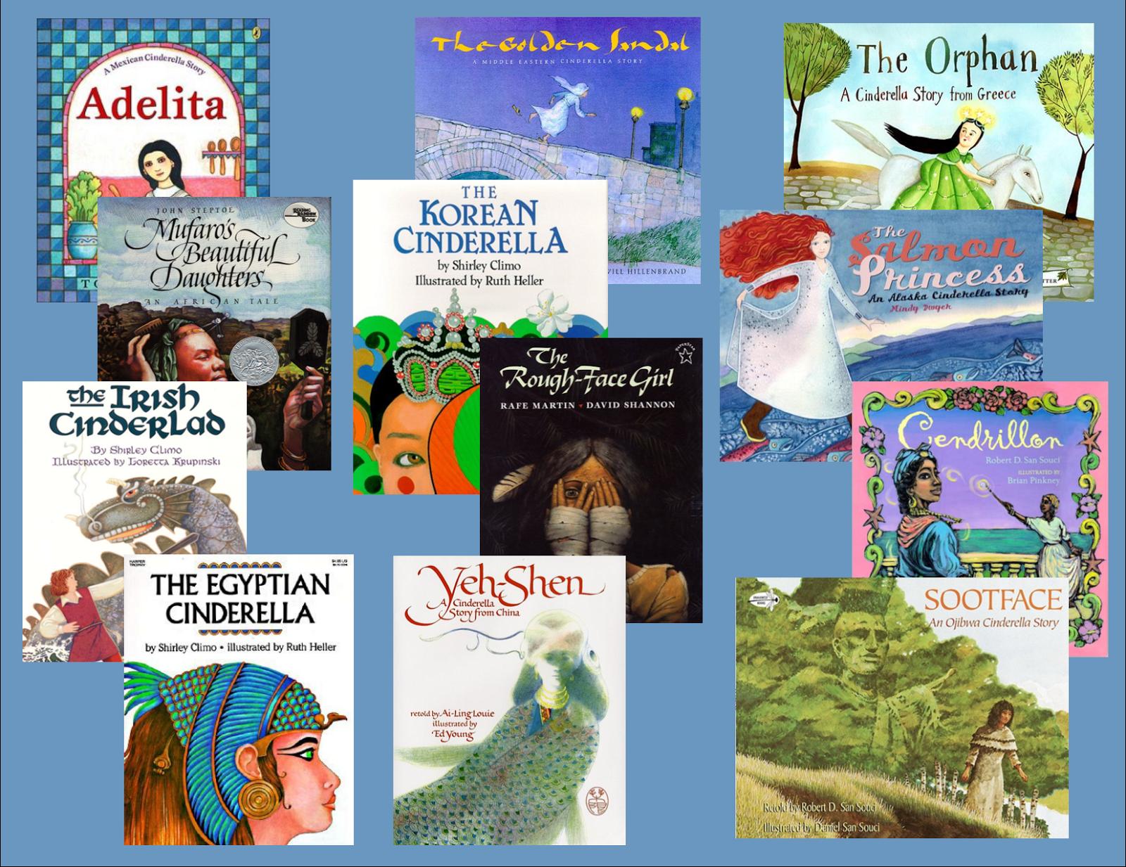 Different Types Of Cinderella Stories