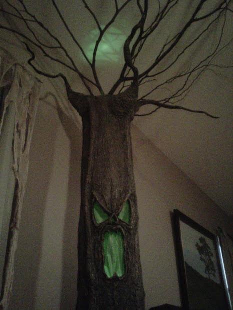 Wicked #30 Haunted Tree