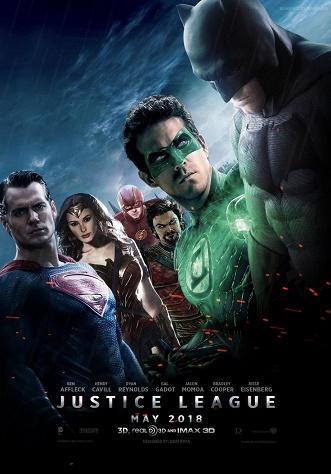 Liên Minh Công Lý - Justice League 2017