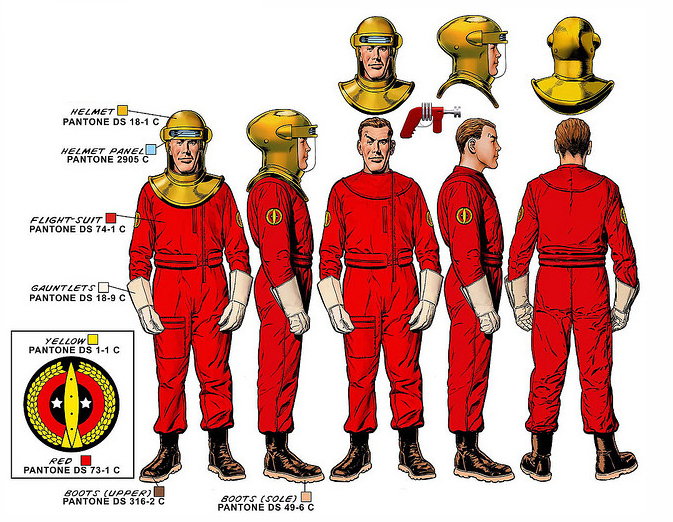 50s space suits - photo #49