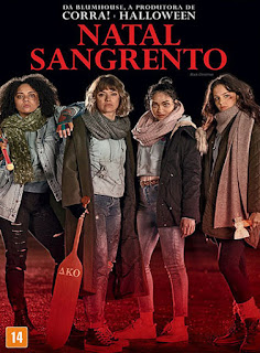 Natal Sangrento - BDRip Dual Áudio