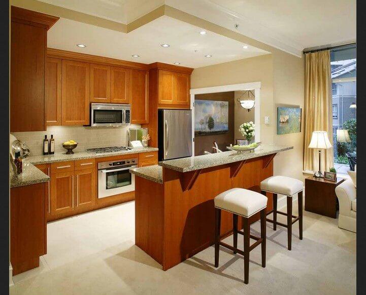 Permalink to Contoh Model Dapur untuk Desain Rumah Minimalis Modern Nan Elegan