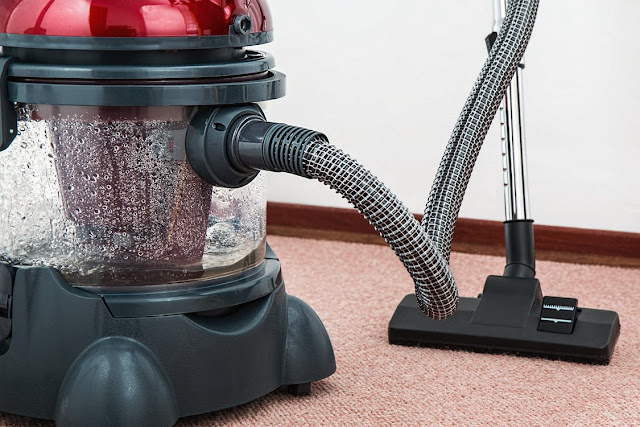 Vacum cleaner, carpet floor, workplace