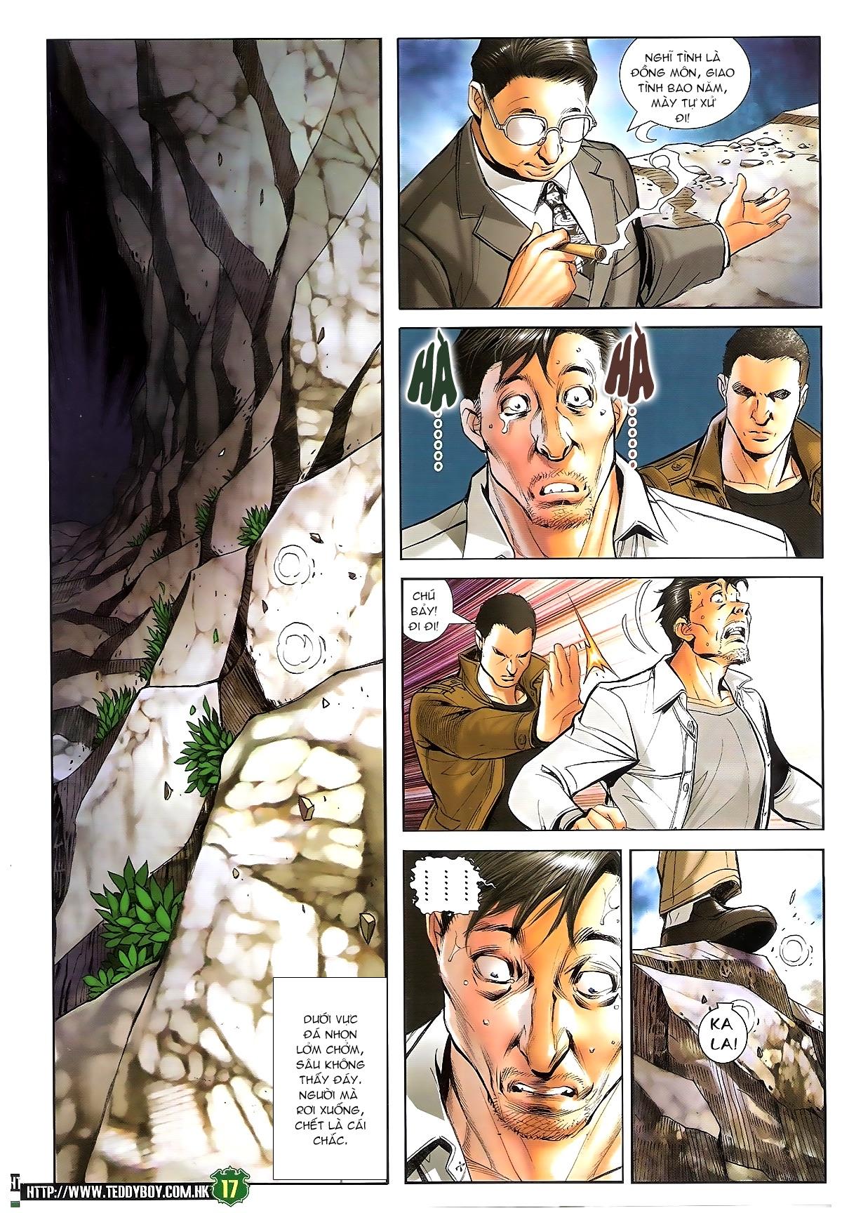 Người Trong Giang Hồ - Ngũ Hổ qui thiên - Chapter 1698: Tận địa nhất bảo - Pic 16
