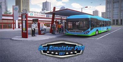 Bus Simulator Pro 2017 v1.2 Mod Apk