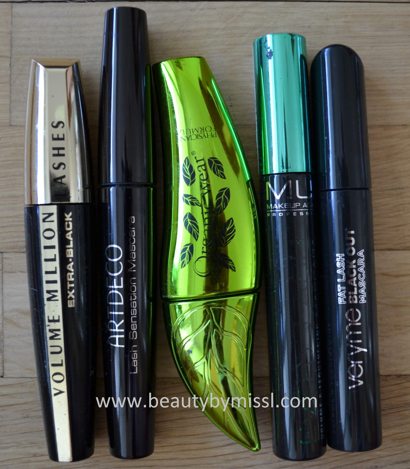 L´Oreal, Artdeco, Physicians Formula, MUA Makeup Academy, Oriflame