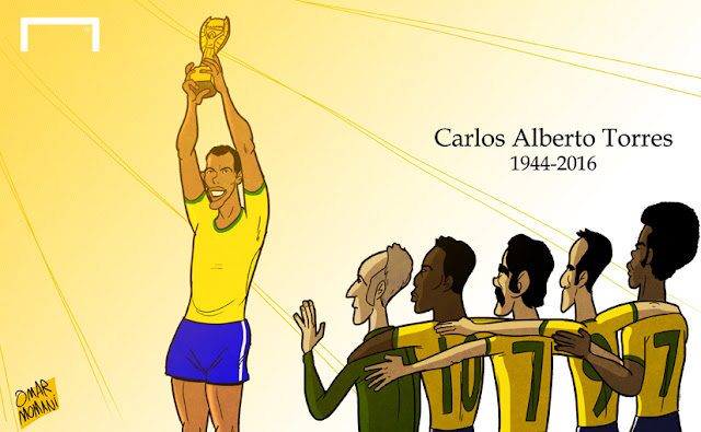 Carlos Alberto cartoon