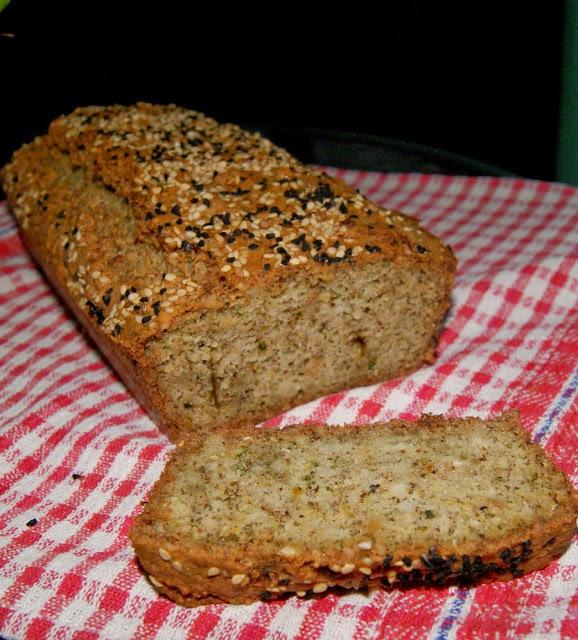 domowy chleb bez glutenu