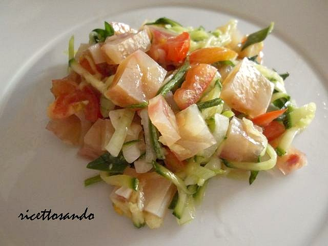Ricettosando ricette di cucina nervetti con verdure for Ricette culinarie