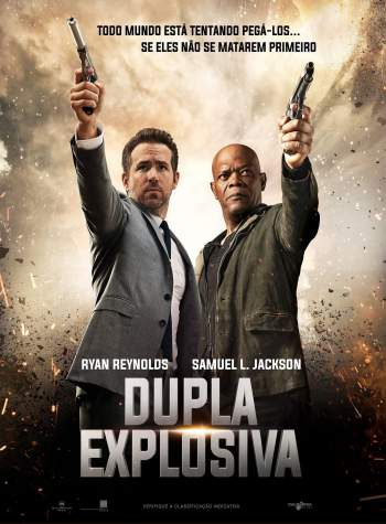 Dupla Explosiva Torrent – BluRay 720p/1080p Dual Áudio