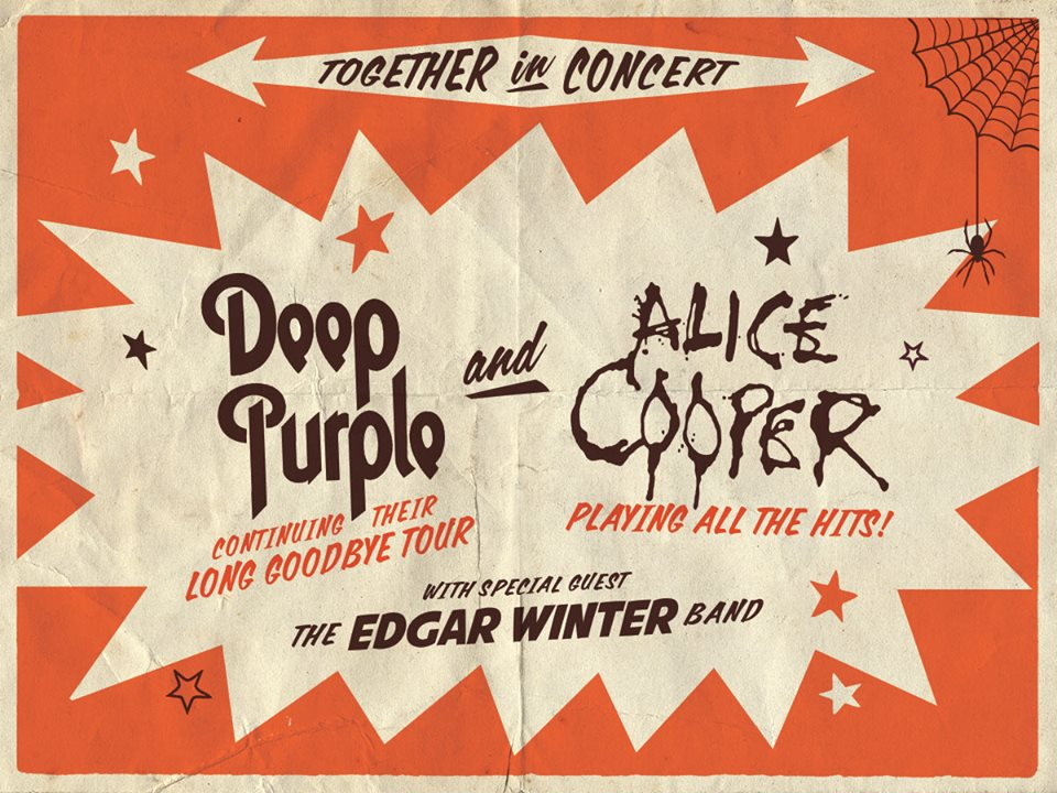 Deep Purple Tour  August   Time