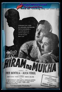 Hiram na Mukha (1952)