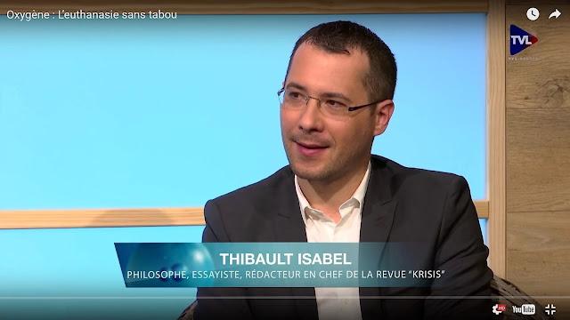 Euthanasie et progrès médical, TV Libertés, Emmanuel Hirsch, Thibault Isabel, Nicole Delépine, Elise Blaise