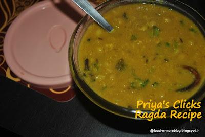 ragda-recipe