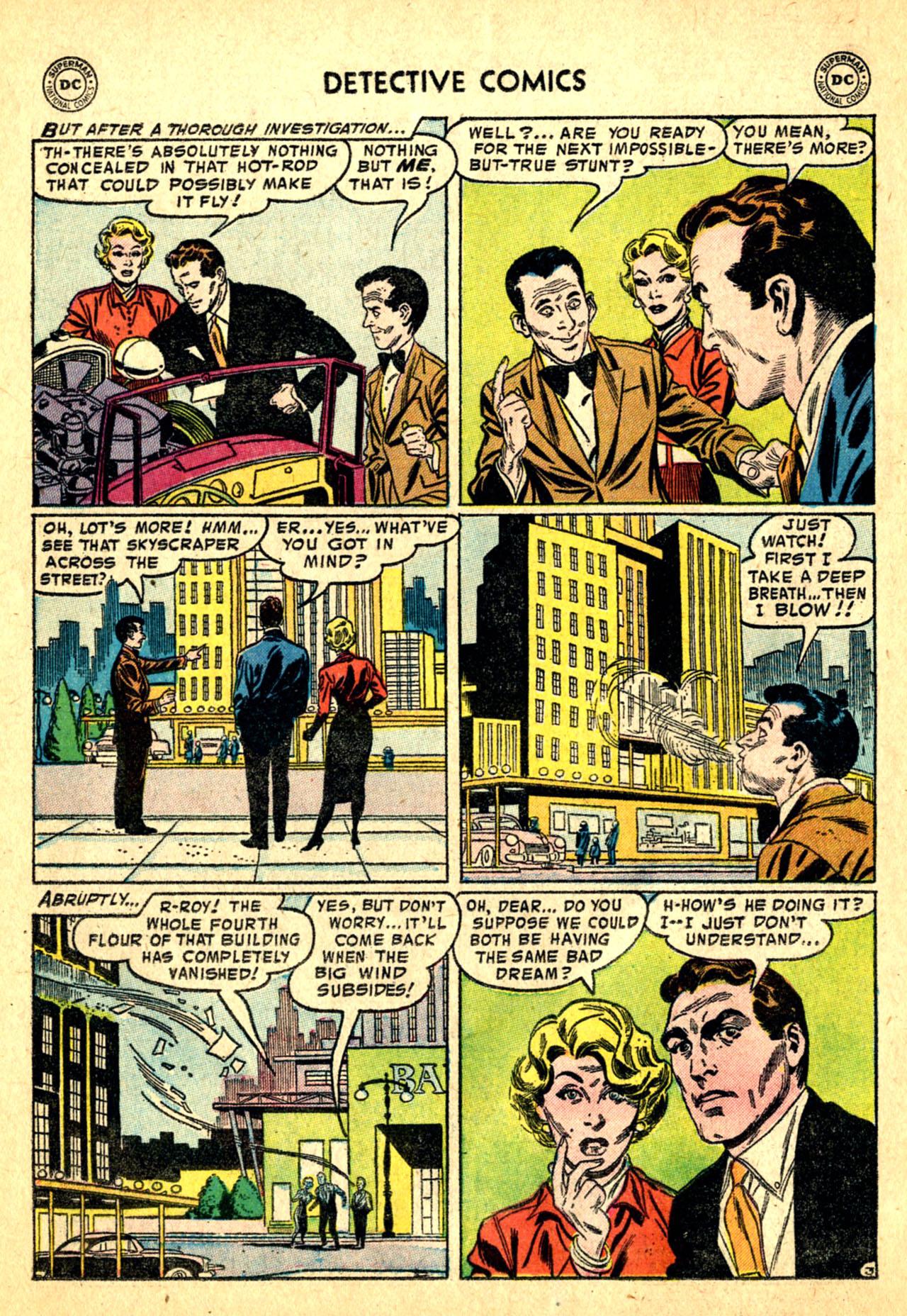 Read online Detective Comics (1937) comic -  Issue #227 - 20