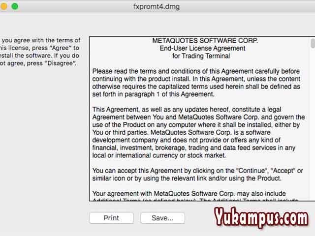 Cara Install MetaTrader 4 di Mac OS (Macintosh) - YuKampus