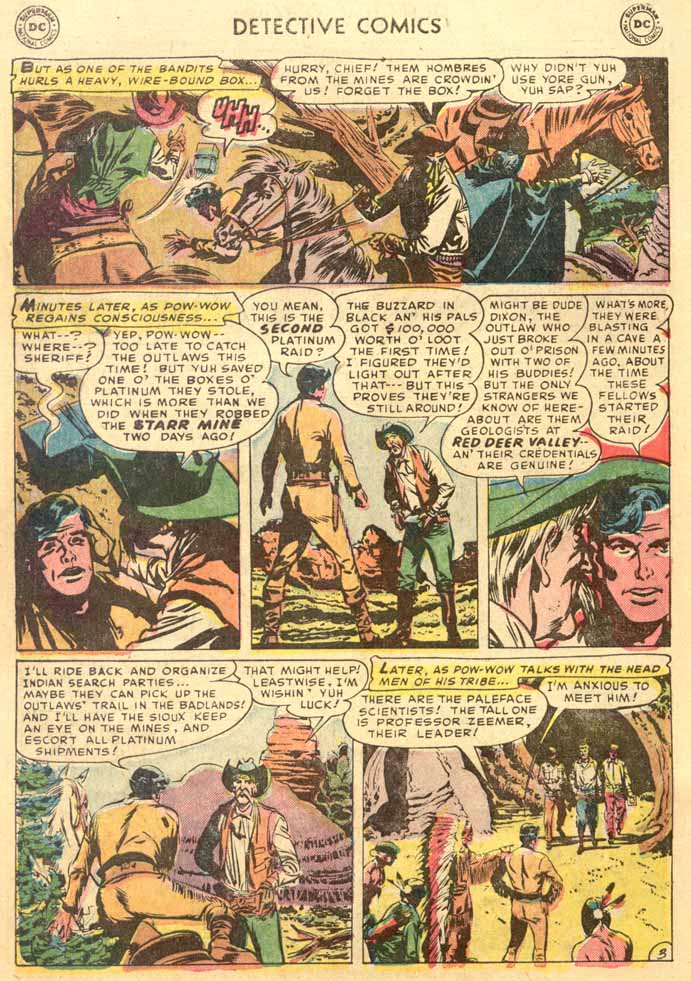 Read online Detective Comics (1937) comic -  Issue #191 - 36