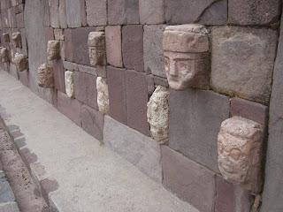 sumerian writing at puma punku ruins