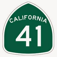 highway 41 cambria car accident crash wrongful death caltrans fatality