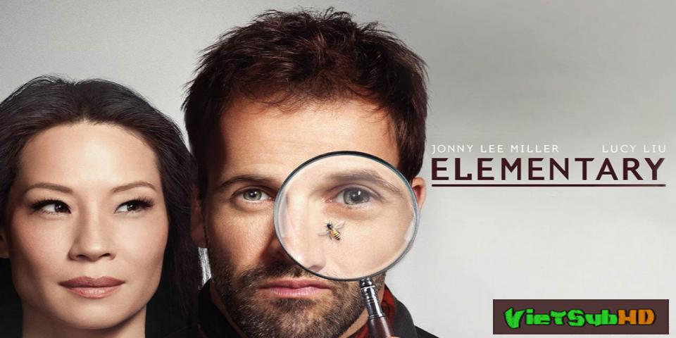 Phim Điều Cơ Bản (phần 5) Hoàn Tất (24/24) VietSub HD | Elementary (season 5) 2016