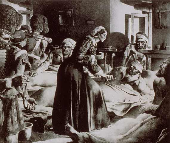 History And Women Florence Nightingale