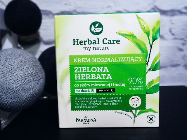 FARMONA HERBAL CARE KREM  MATUJĄCY CERA TŁUSTA