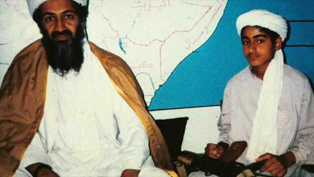 """Hijo de Bin Laden promete """"vengarse"""" de EEUU por el asesinato de su padre"""