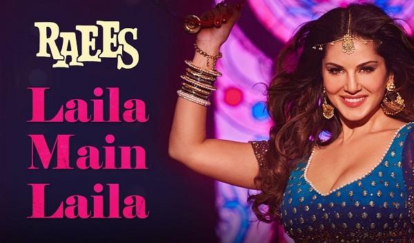 Sunny Leone Laila Main Laila Shah Rukh Khan Dhaakad Aamir Khan Ankhiyaan Move Your Body Badshah