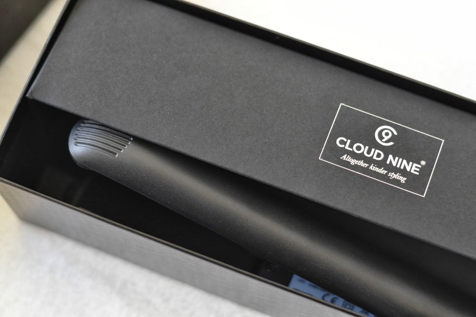 Cloud Nine  C9 Touch Hair Straighteners  6107c080c3b2c