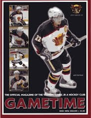 Vernon Vipers 2005-06 Program (Second Edition)