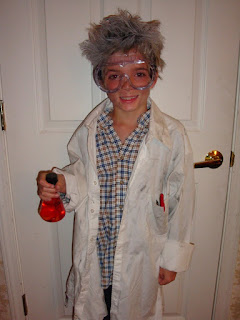 halloween costume costumes idea mad scientist