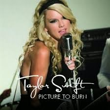 Taylor Swift Picture To Burn Country Music Lyrics