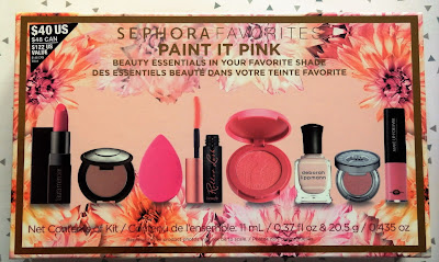 Paint It Pink Sephora Box Set