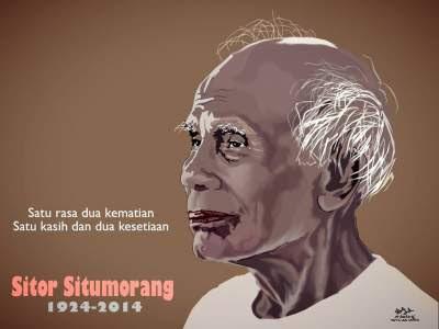 Biografi Sitor Situmorang