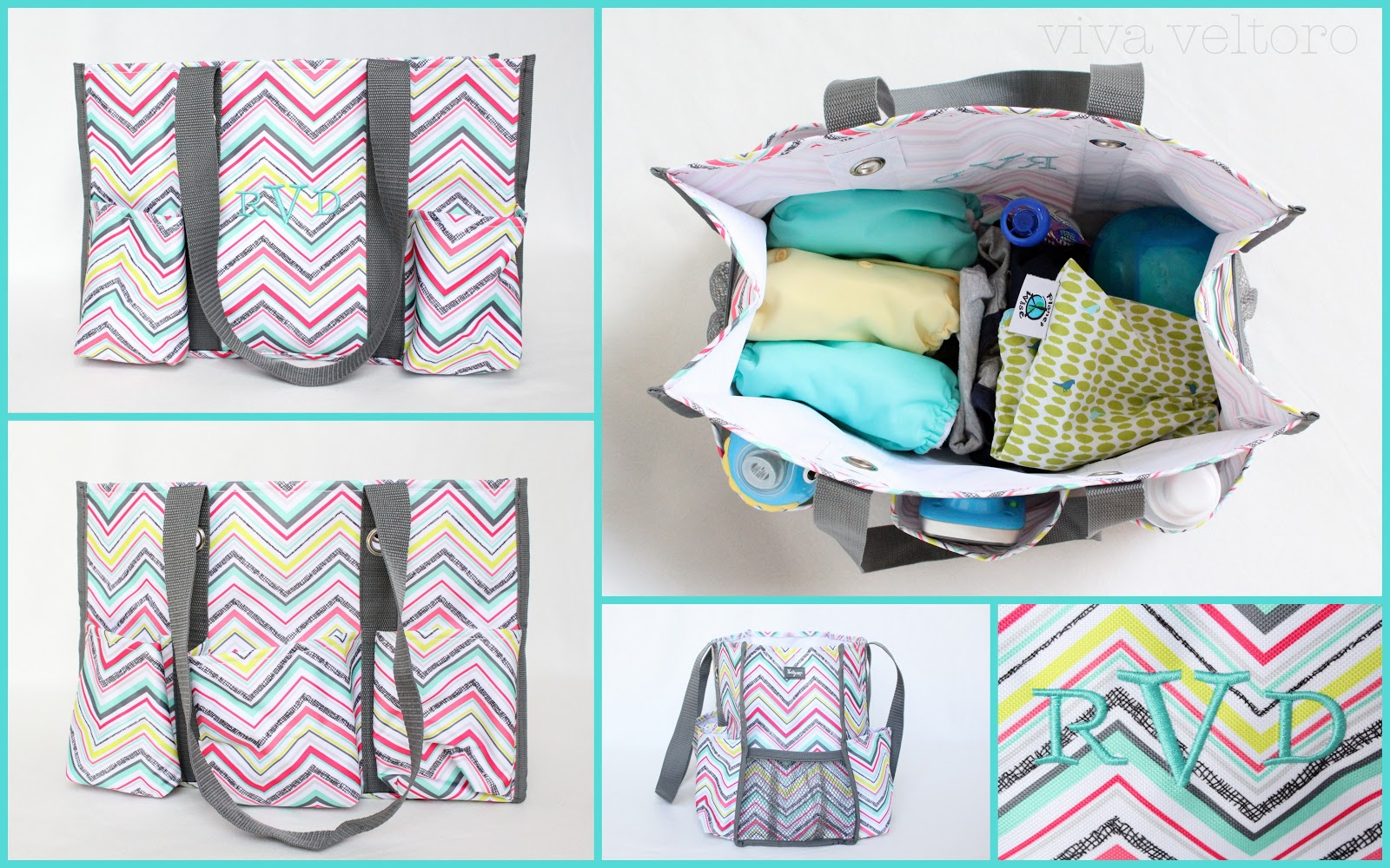 Thirty One Gifts Organizing Utility Tote And Thermal Review