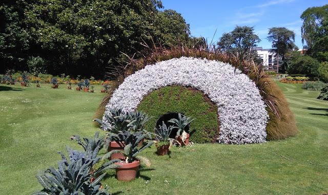 Le Jardin des Plantes à Nantes :
