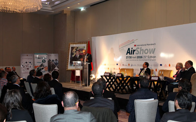 Marrakech Air Show 2016 conference