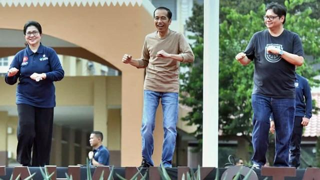 Jokowi: Bapak Ibu Saya dari Boyolali, Berpolitiklah dengan Adab