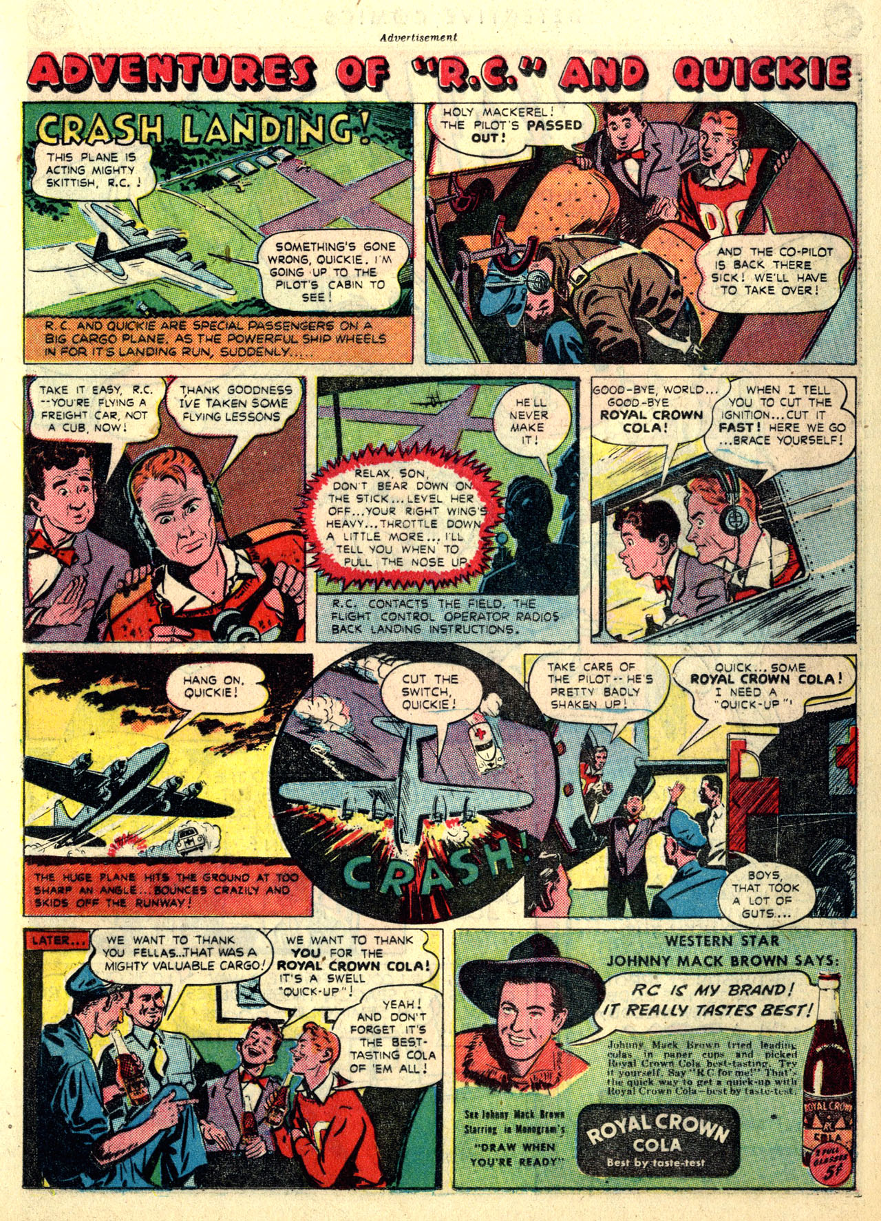 Read online Detective Comics (1937) comic -  Issue #121 - 23