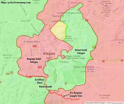 Ramoussah Aleppo 6-8-2016