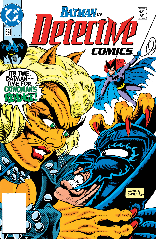 Detective Comics (1937) 624 Page 0