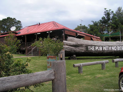 5 of Australia's Most Famous Hotels and Pubs