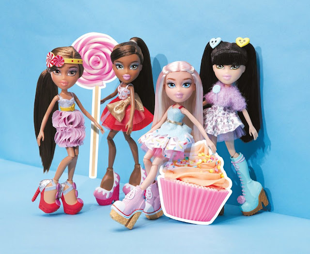 The Bratz Sweet Style Collection - Review