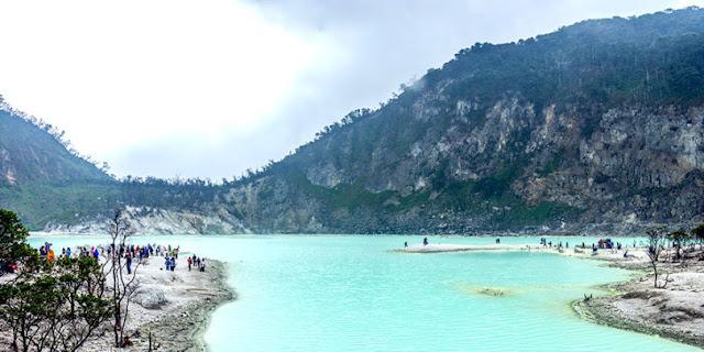 Kawah Putih, Tempat Wisata Di Bandung