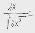 48.Racionalización (Sin sumas ni restas de raíces en denom.)