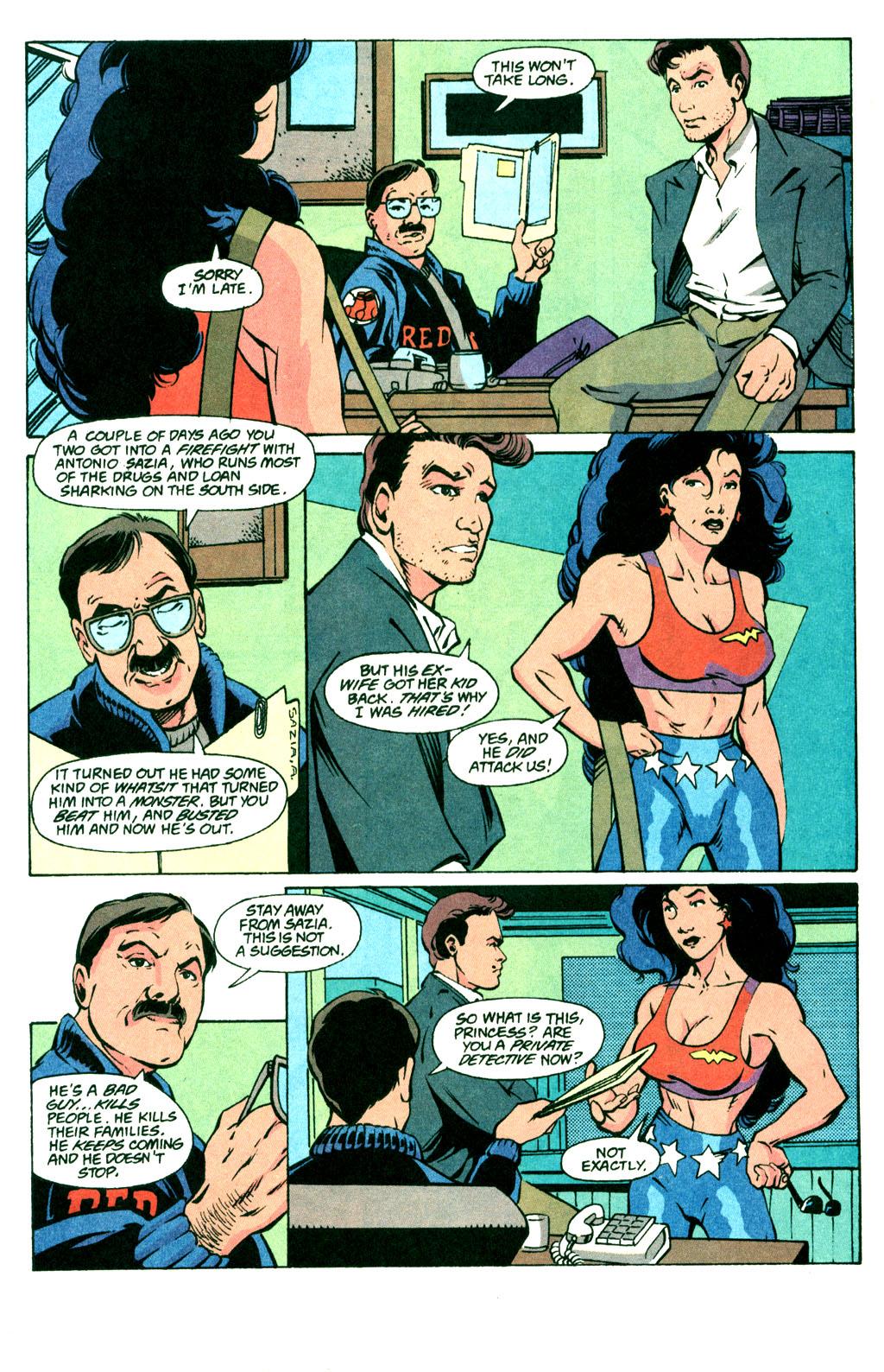 Read online Wonder Woman (1987) comic -  Issue #77 - 7
