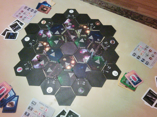 Star Wars Themed Settlers of Catan