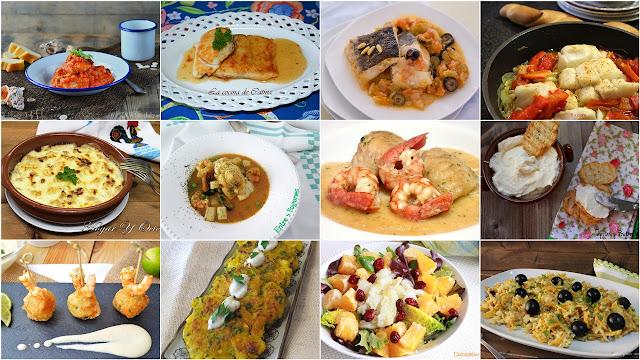 Recetas riquísimas de bacalao. Julia y sus recetas